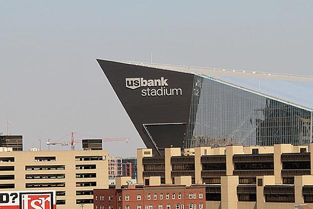 Minnesota Vikings US Bank Stadium