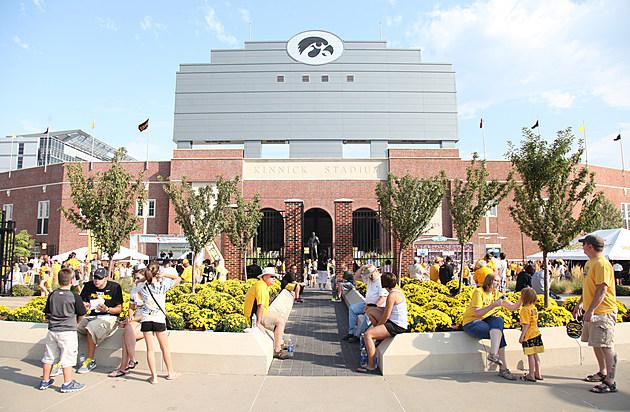 Kinnick Stadium, Iowa Hawkeyes