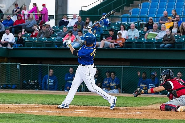 Ozney Guillen, Sioux Falls Canaries