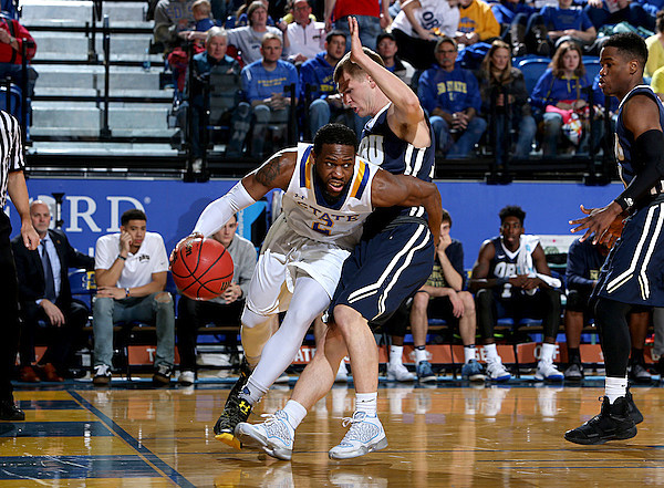 Oral Roberts University at South Dakota State University Men's Basketball