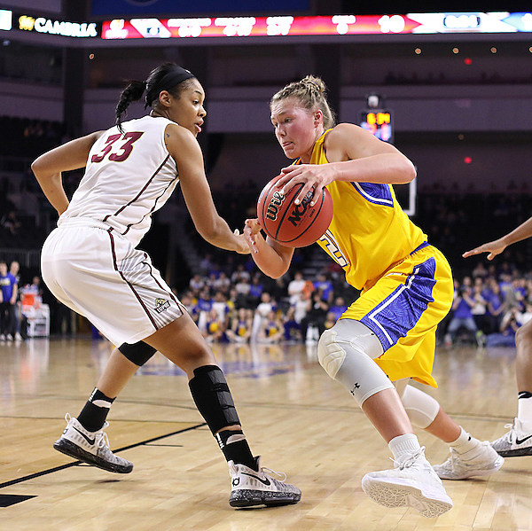 South Dakota State vs IUPUI Summit League Basketball Championship