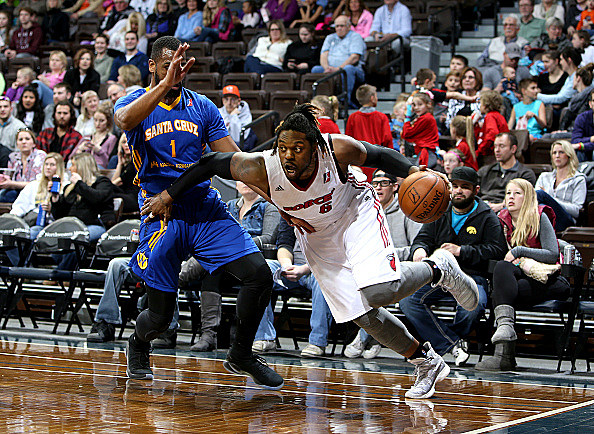 Santa Cruz Warriors vs Sioux Falls Skyforce