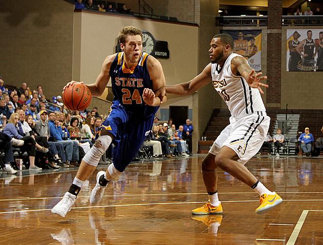 East Tennessee State University at South Dakota State University Men' Basketball