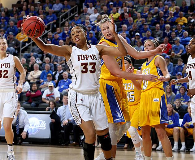 South Dakota State vs IUPUI Summit League Basketball Championship