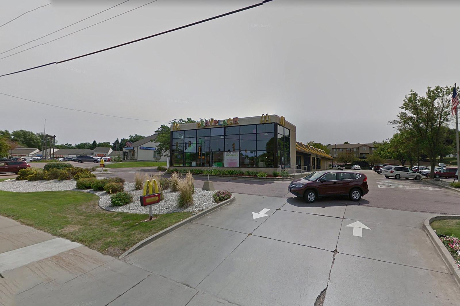 McDonalds, 26th Street, Sioux Falls