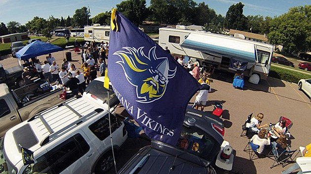 Augustana University with  permission
