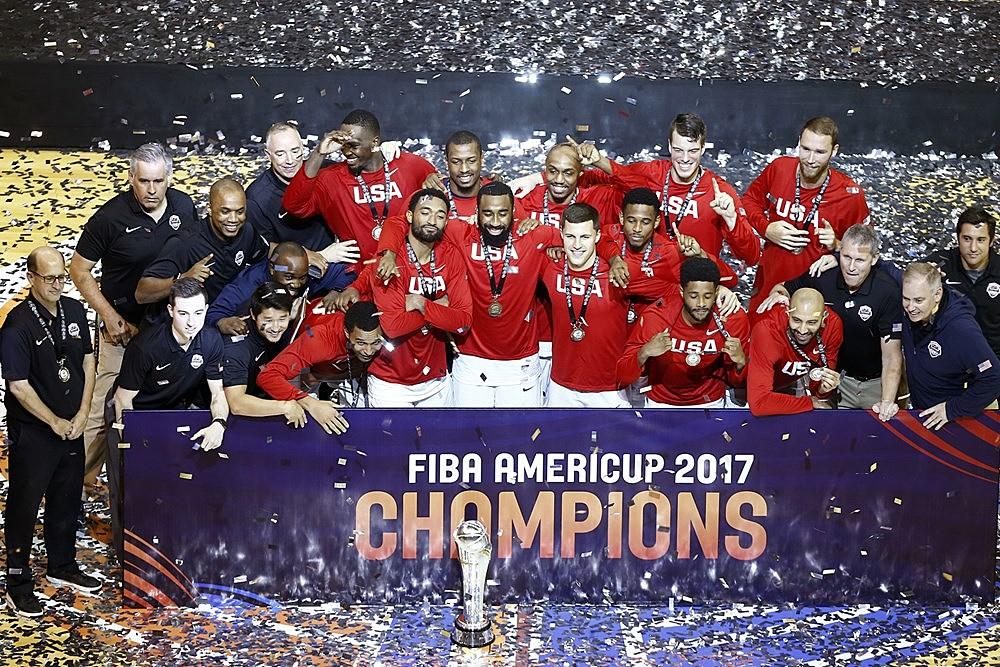 FIBA AmeriCup Award