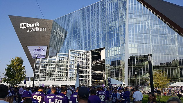 US Bank Stadium - Jeff Thurn Results Radio