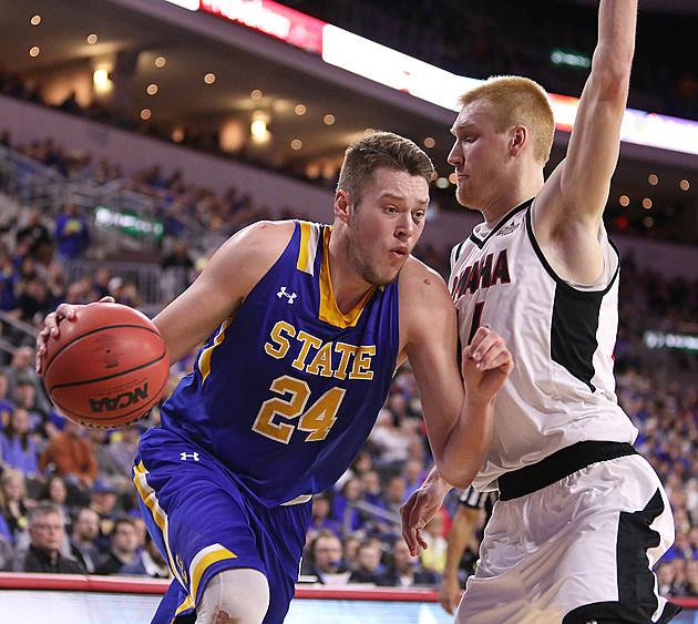 South Dakota State vs Omaha Summit League Men's Basketball Championship