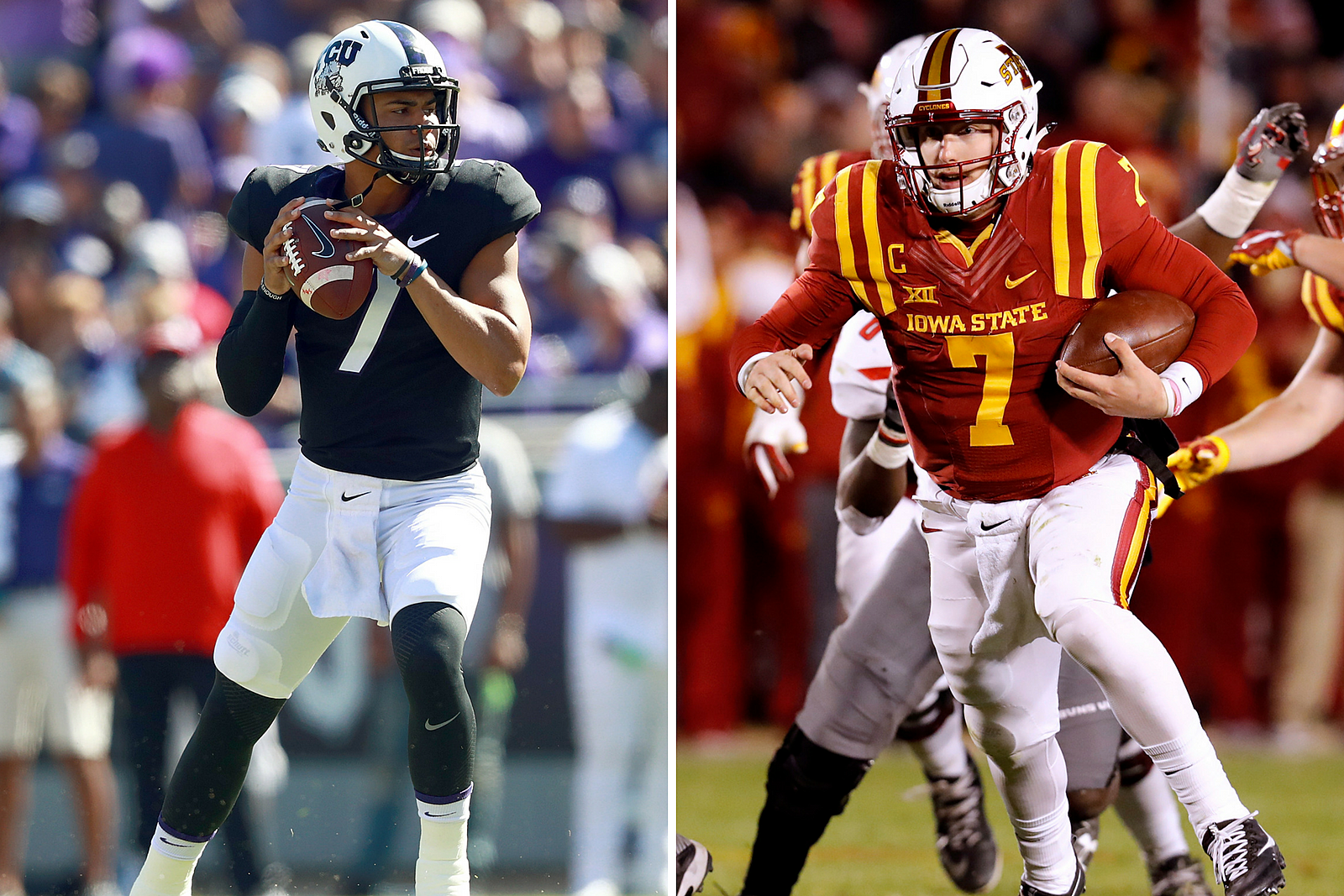 Iowa State knocks off unbeaten TCU