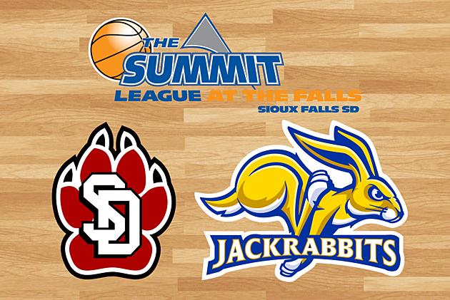 Summit League Tournament - USD v SDSU