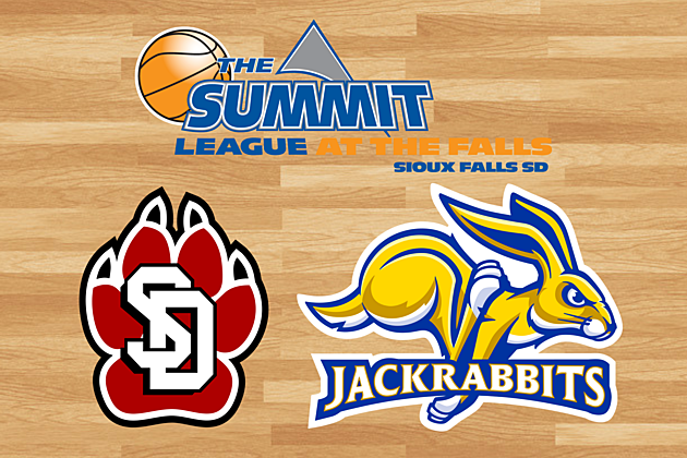 Summit League Tournament - USD v SDSU